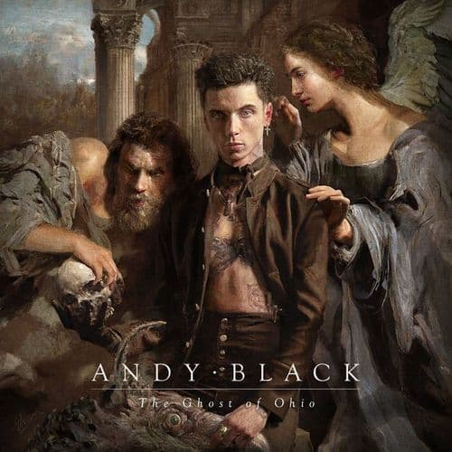 Andy Black <br>The Ghost Of Ohio<br>CD